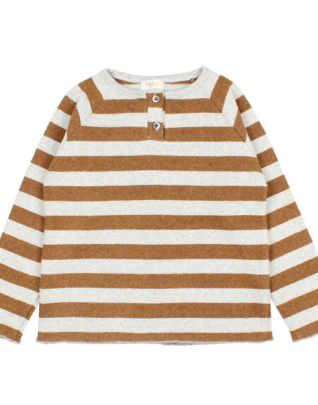 Pullover Kids Elliot Nougat/Pearl von Buho
