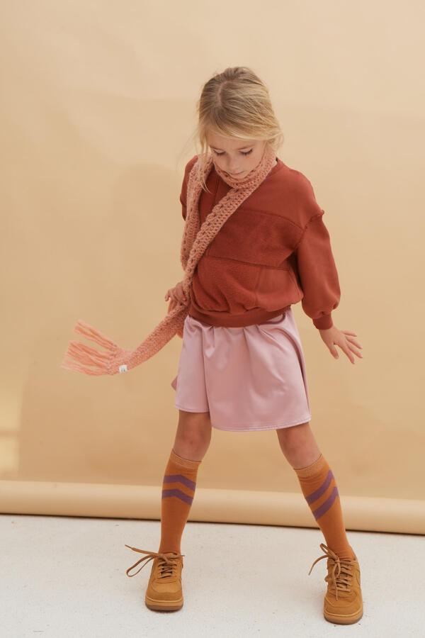 Socken Kids Inca Gold von Longlivethequeen
