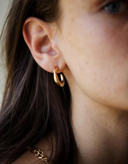 Flow Earring von Hana Kim