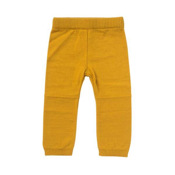 Leggings Kids Merino Senf von Wil