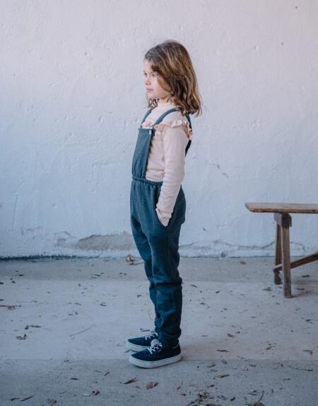 Latzhose Kids Fiona Nuit von Buho