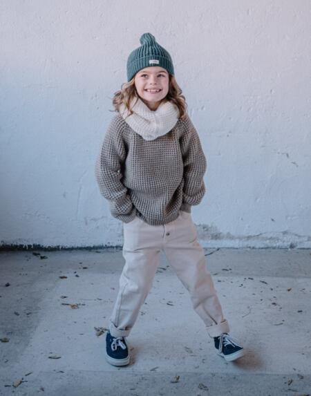 Hosen Kids Tristan Sand von Buho