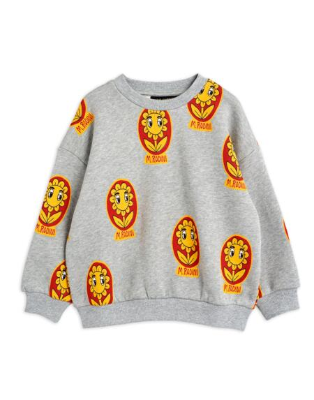 Zip Pullover Fleece Kids von Mini Rodini