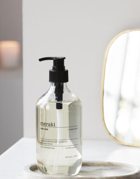 Hand Soap Tangled Woods von Meraki