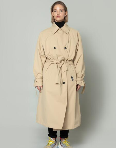 Trenchcoat Gale Waterproof Candied Ginger