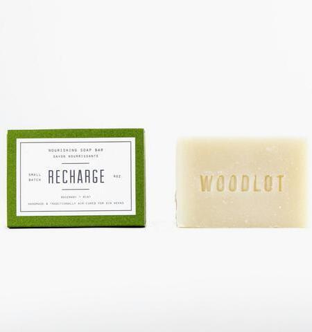 Seife Recharge von Woodlot
