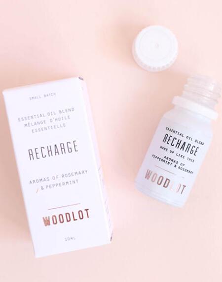 Ätherisches Öl Recharge von Woodlot