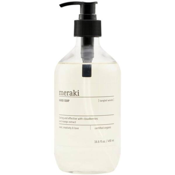 Hand Soap Tangled Woods von Meraki