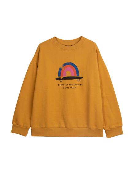Pullover Kids Rainbow Citrus von Barn of Monkeys