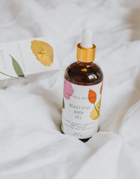 Beautiful Body Oil von Karma Mama