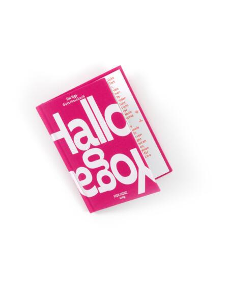 Hallo Yoga Gutscheinbuch Bern 2020/21 von Hallo Yoga