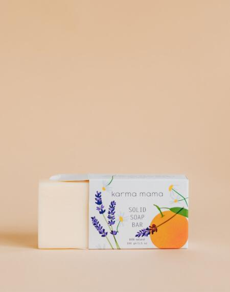 Solid Soap Bar Baby & Kids von Karma Mama