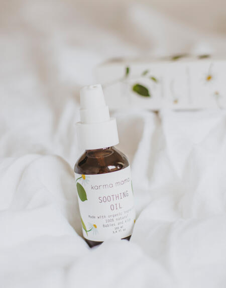 Soothing Oil Baby & Kids von Karma Mama