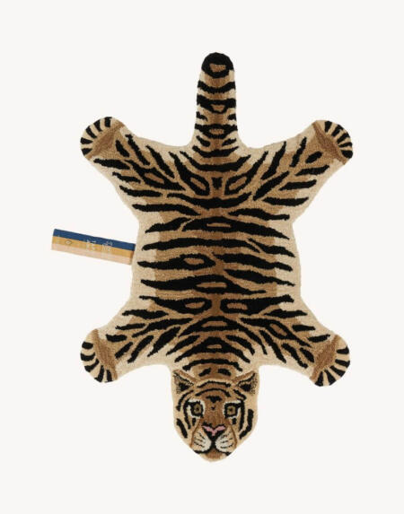 Teppich Drowsy Tiger Small von Doing Goods
