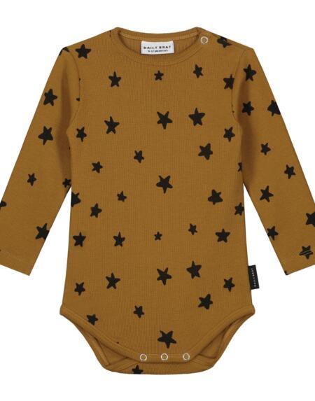 Body Baby Mini Star Sandstone von Daily Brat