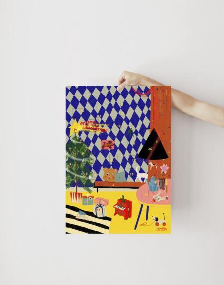 Adventskalender von Framboise & Ketchup