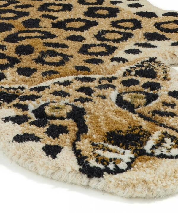 Teppich Loony Leopard Small von Doing Goods