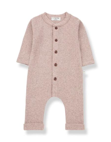 Jumpsuit Baby Lomond Rose von 1+ in the Family