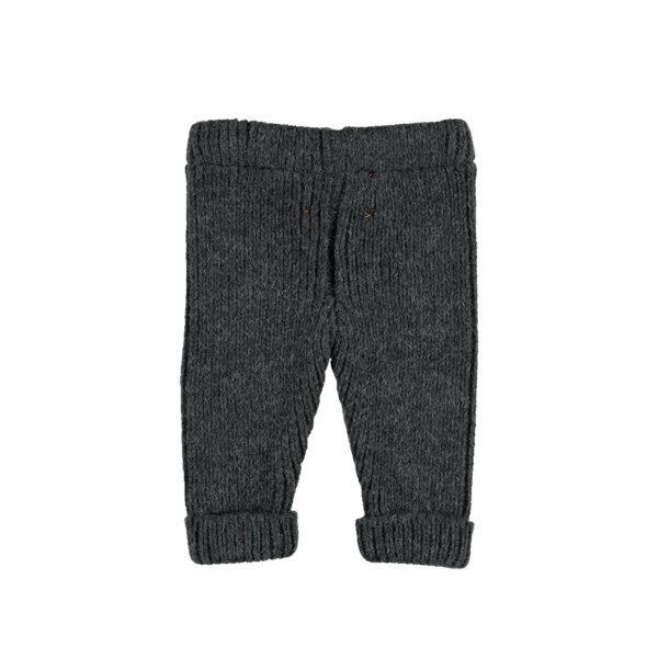 Leggings Knitted Grey von Piupiuchick