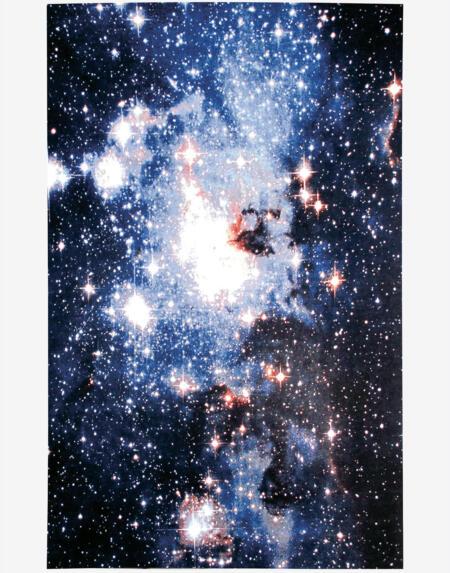 Badetuch Nebula Heic von Schoenstaub