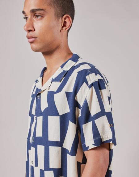 Shirt Adultes Shadows von Bobo Choses