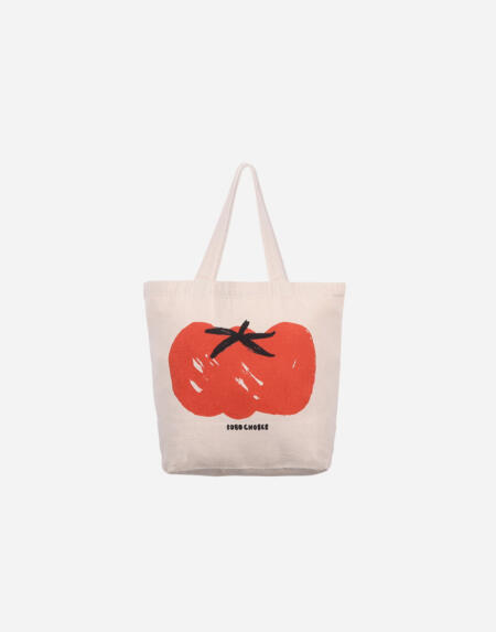 Tote Bag Small Tomato von Bobo Choses