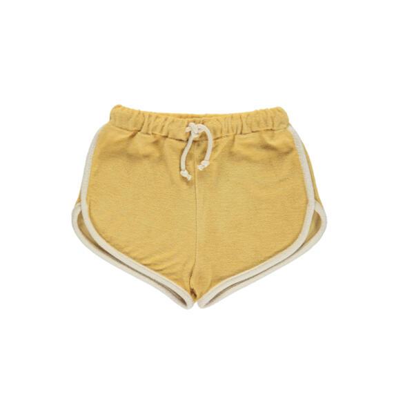Shorts Kids Sunrise Retro Yellow von Monkind