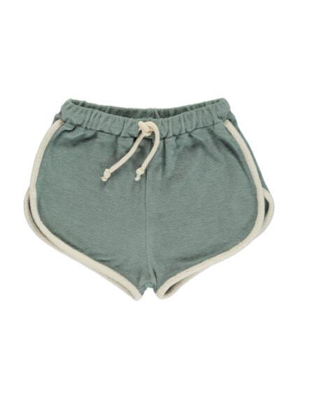 Shorts Kids Shadow Retro Grey von Monkind
