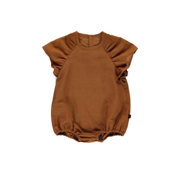 Puff Overall Baby Honey von Monkind