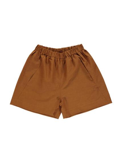 Shorts Adults Honey Brown von Monkind