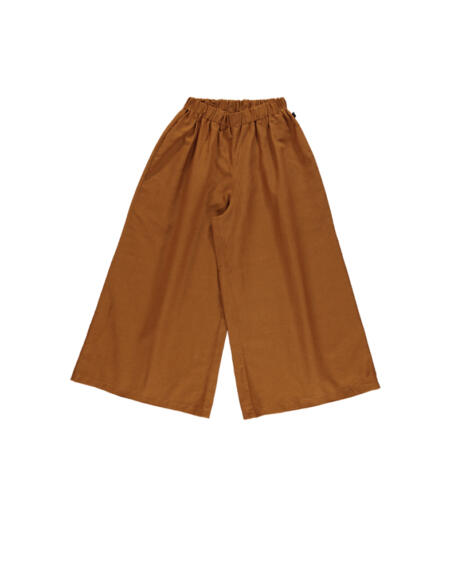 Culottes Adults Palazzo Honey Brown von Monkind