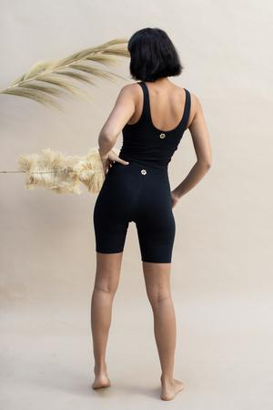 Bike Shorts Black Ananda von Indigo Luna