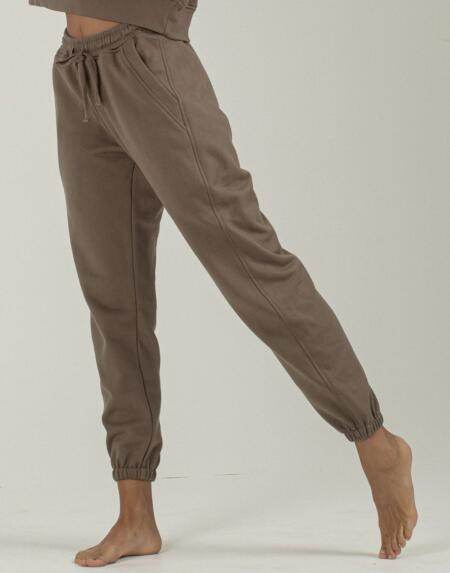 Lounge Pants Aurelie in Ash