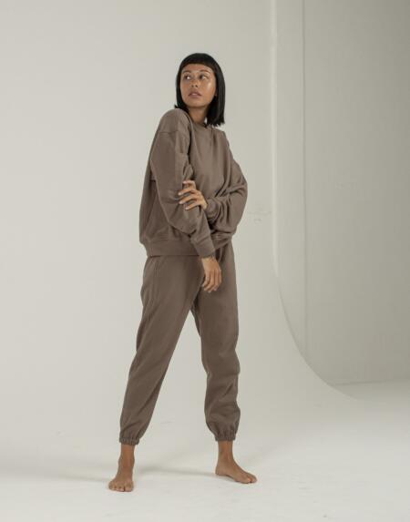 Lounge Pants Aurelie in Schwarz von Indigo Luna