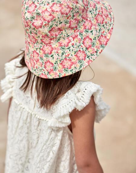 Sonnenhut Lagik Pink Meadow von Louise Misha