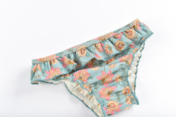 UV Schutz Set Toluca Turquoise Flowers von Louise Misha