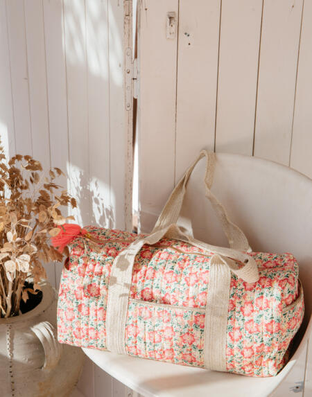 Tasche Vaeva Pink Meadow von Louise Misha