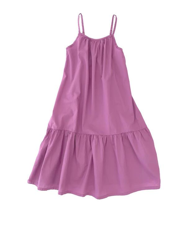 Kleid Kids Wide Purple von Longlivethequeen