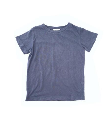 T-Shirt Kids Stone Blue von Longlivethequeen