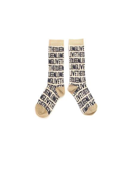 Socken Kids Natural von Longlivethequeen