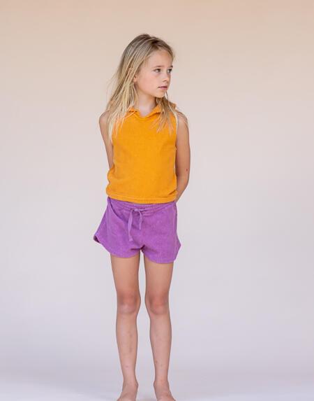 Shorts Kids Purple von Longlivethequeen