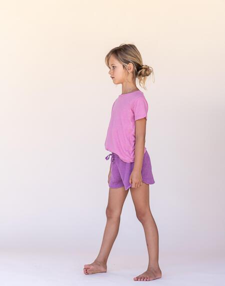 T-Shirt Kids Pink von Longlivethequeen