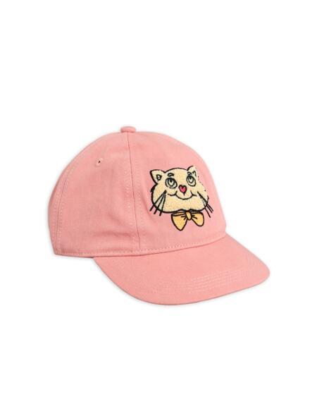 Cap Cat Pink von Mini Rodini