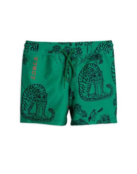 Swim Pants Tigers Grün von Mini Rodini