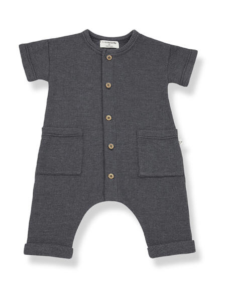 Jumpsuit Baby Aida anthracite von 1+ in the Family