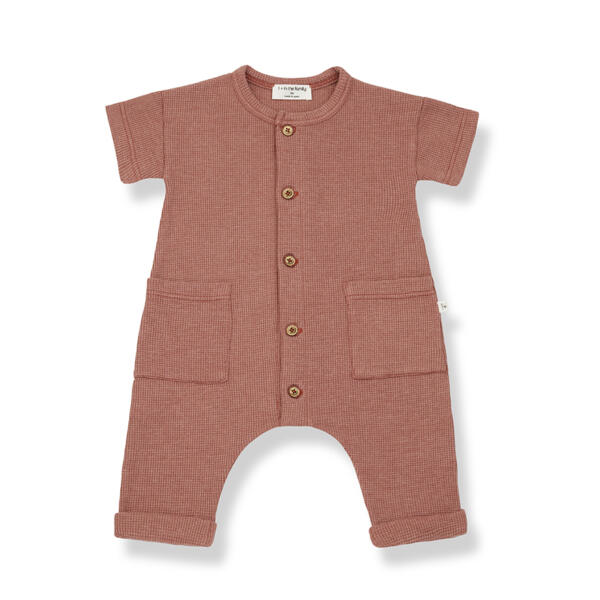 Jumpsuit Baby Aida Roibos von 1+ in the Family
