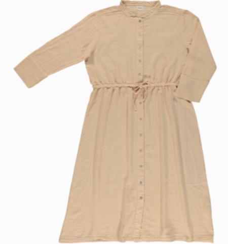 Kleid Girofle Amberlight von Poudre Organic