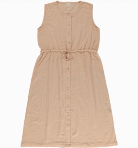 Kleid Magnolia Amberlight von Poudre Organic