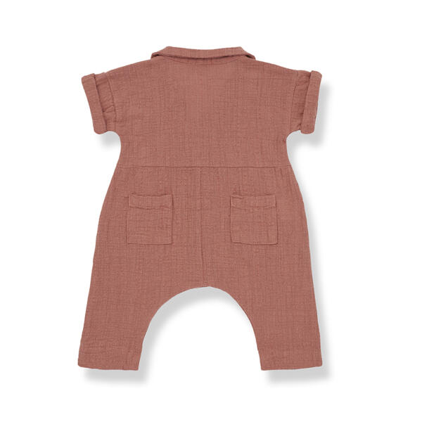 Jumpsuit Baby Carlota Roibos von 1+ in the Family