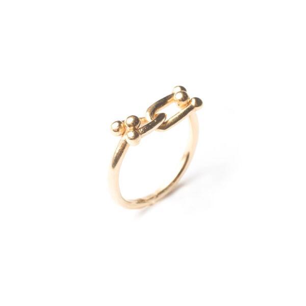 Link Ring von Hana Kim